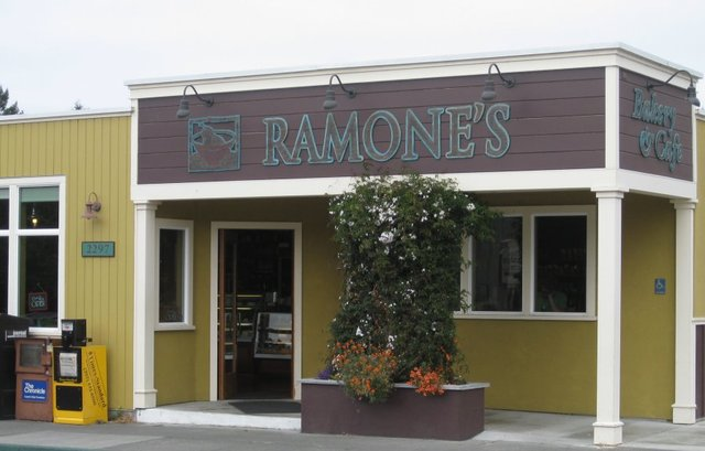 Ramones Eureka CA pleasant surprise.