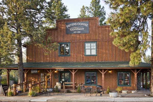 Sisters Coffee Company, Oregon's beloved coffee company