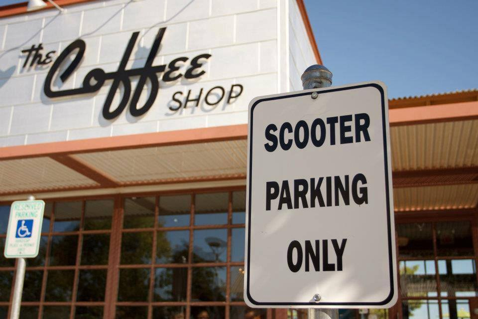 The Coffee Shop, Gilbert AZ celebrity