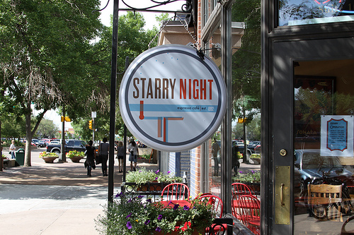 Starry Night Espresso Cafe