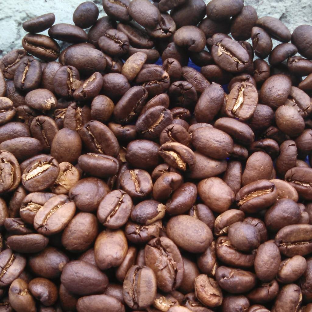 coffeevbeans