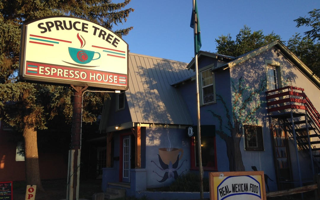 Spruce Tree Espresso House