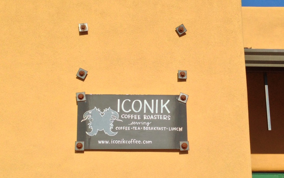 Iconik Coffee Santa Fe's new icon in coffee