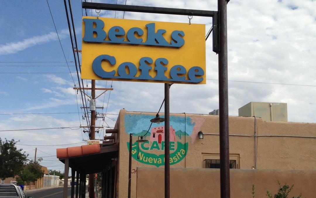 Becks Coffee Roaster
