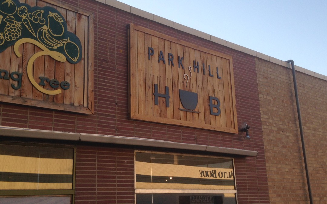 Park Hill Hub  Where good food and good coffee meet