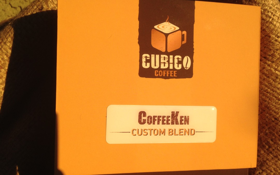 Cubico Coffee  roasted the way you want it.