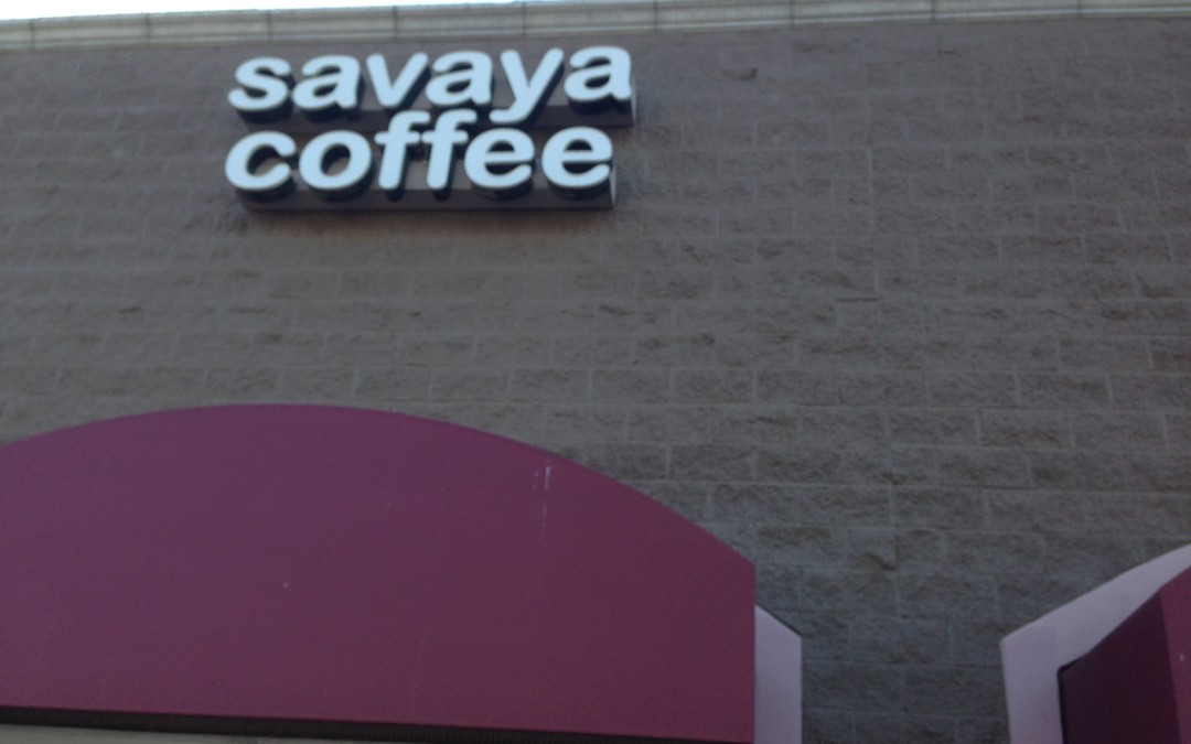 Savaya Coffee Tucson's coffee market