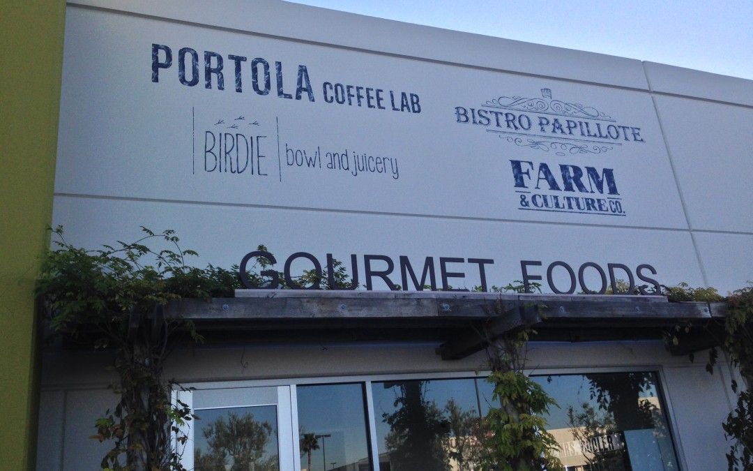 Portola Coffee Roasters: Where Art and Science Meet