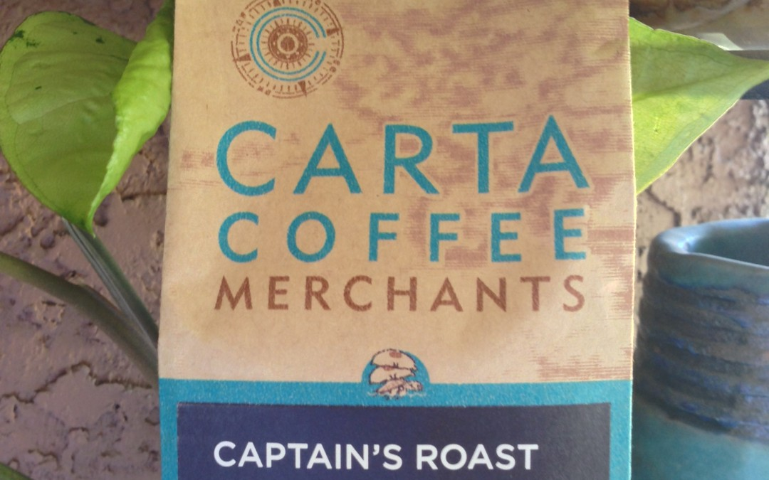 Carta Coffee Merchants Black and Tan: exoticness in a cup