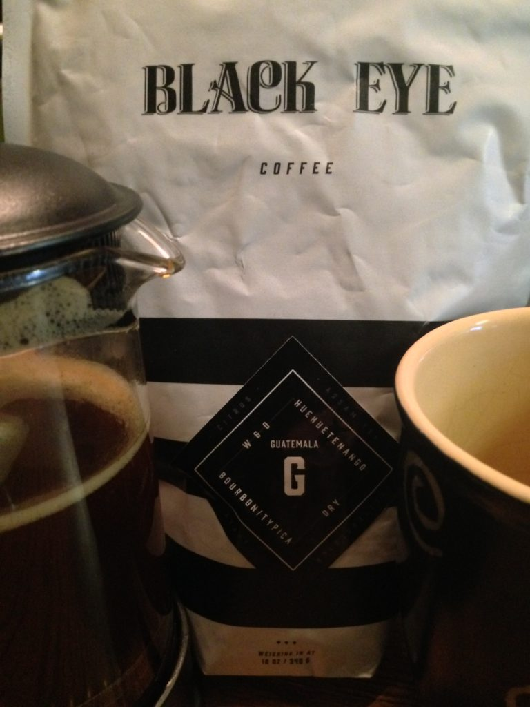 Black Eye Coffee Guatemalan