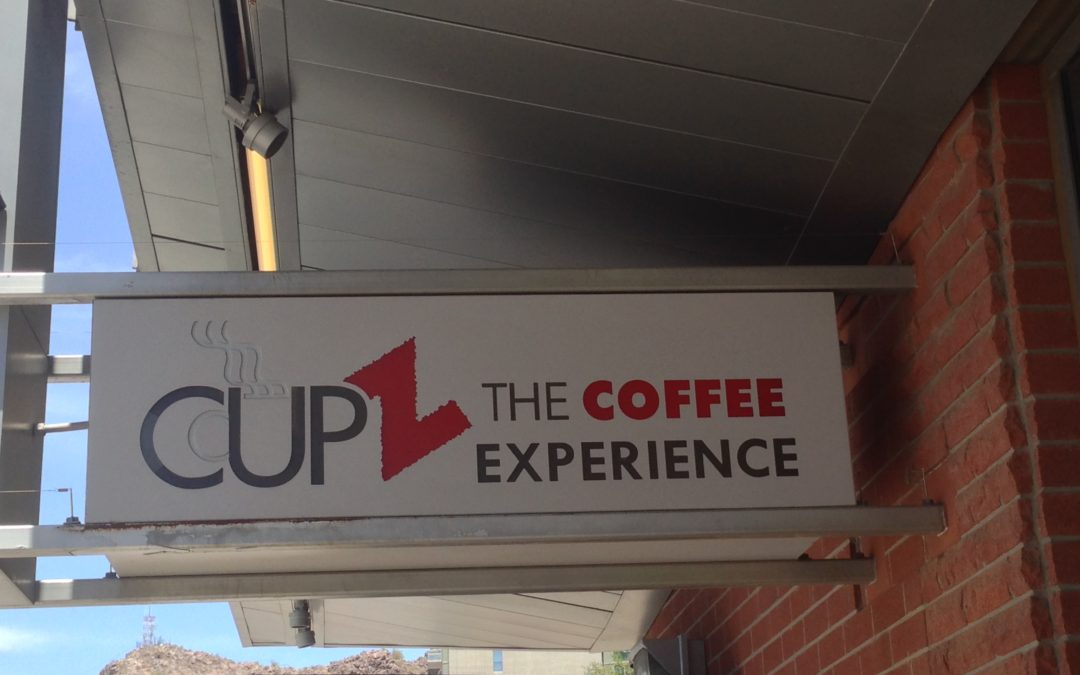 Cupz, Tempe ASU best kept secret.