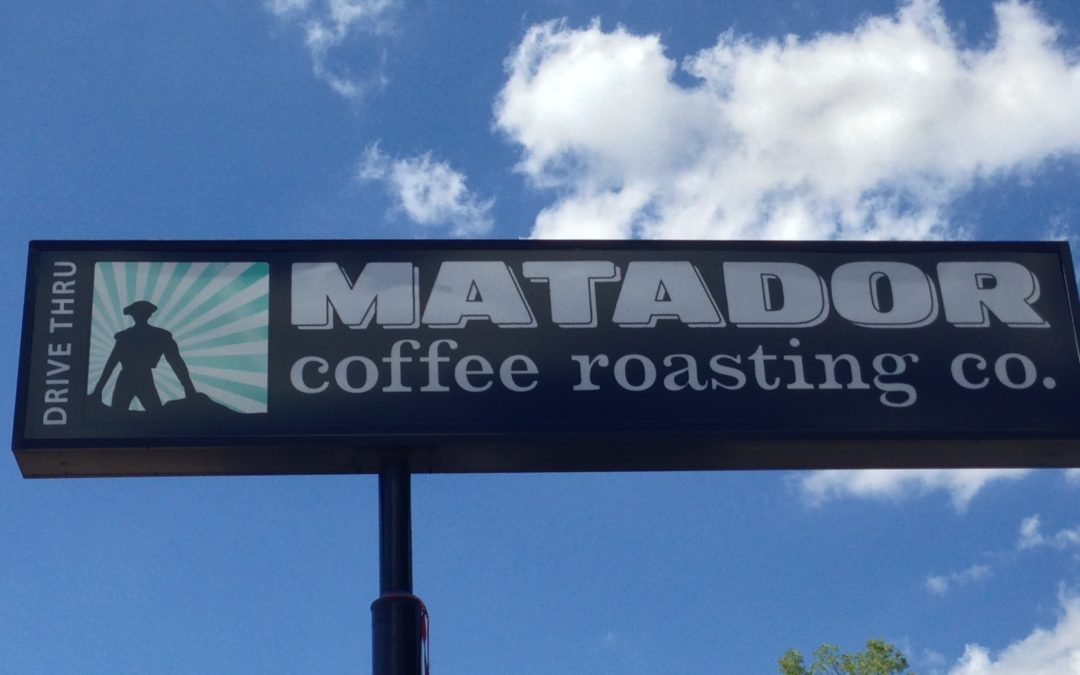 Matador Coffee, taking on Flagstaffs bullish coffee scene.