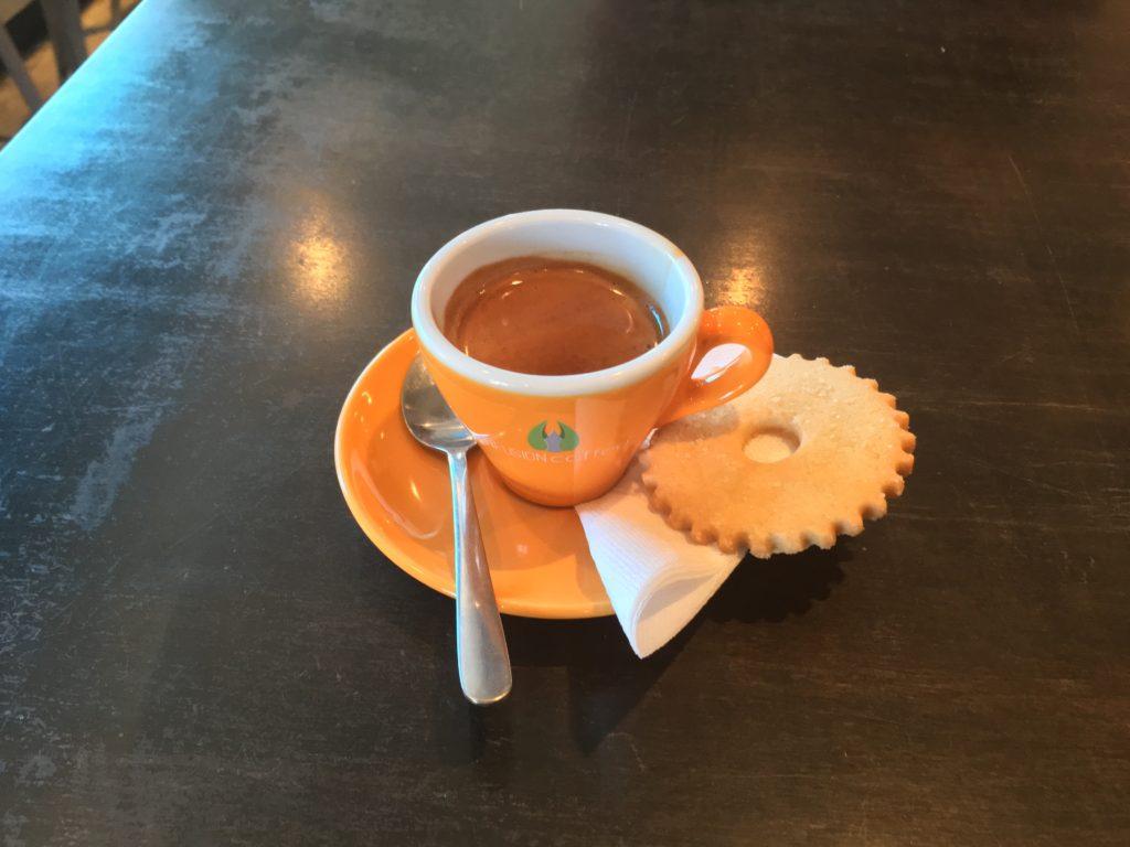 A Cubano by Infusion Coffee & Tea