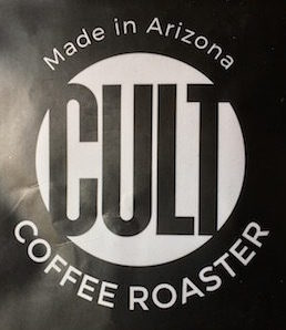 Cult Coffee Roaster; Zambia AAA worth being a follower