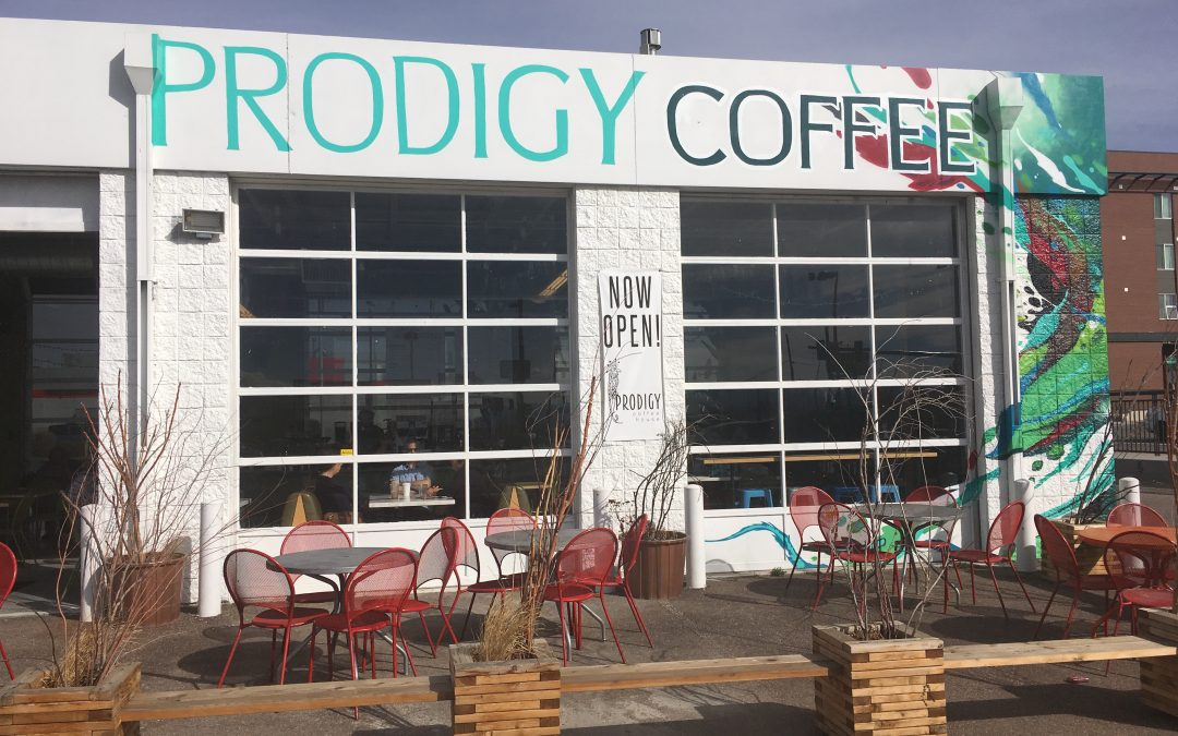 Prodigy Coffee, Denver's New Master of Coffee