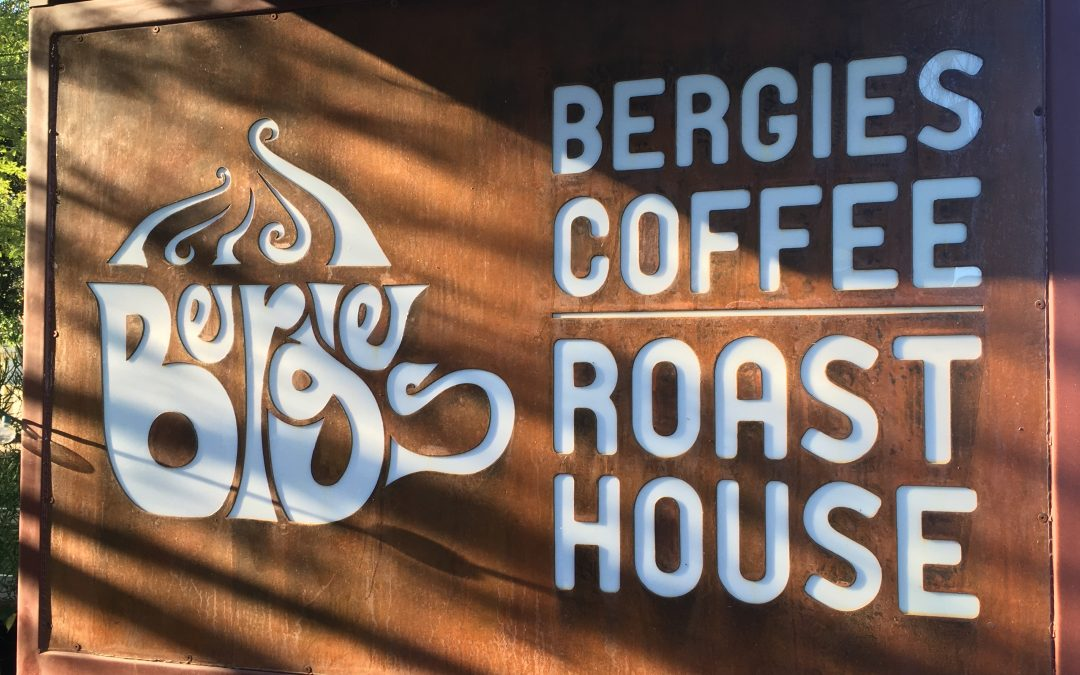Bergies, Early Pioneers of coffee shops and roasters