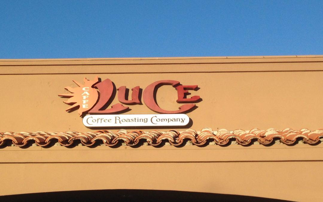 Caffe Luce, Tucson's Premier Coffee Company