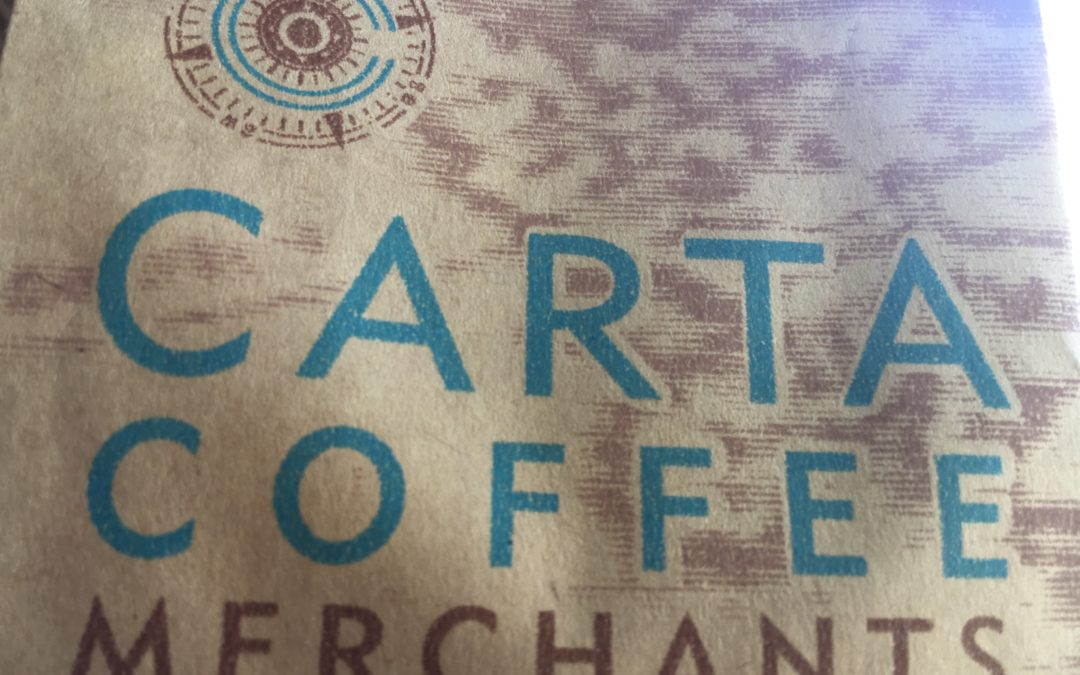 Artisan Series is Carta Coffee Merchants newest offering.