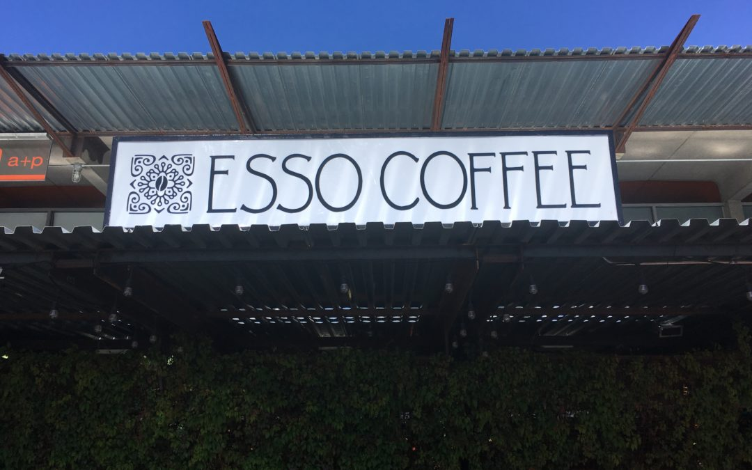 Esso Coffee Shop, Phoenix's New Hidden Gem.