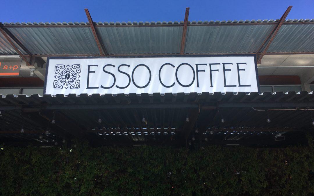 Esso Coffee Shop, Phoenix's New Hidden Gem.