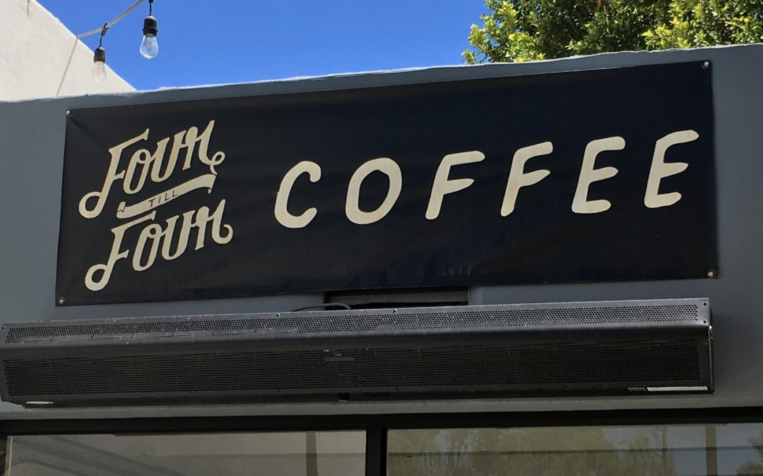 Fourtillfour – a Fine Little Pitstop for Espresso.