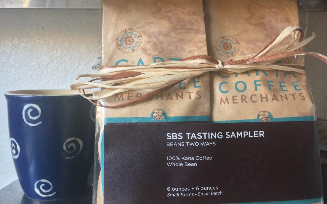 Carta Coffee Merchant, Kona Peaberry