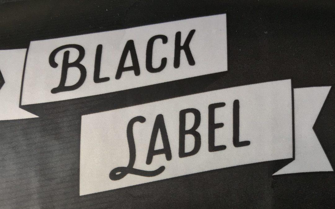 Black Label  Pablo's Coffee Premium Blend