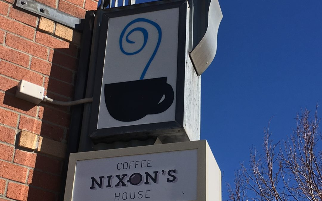 Nixon's Coffee HouseEnglewood's Home Away from Home.