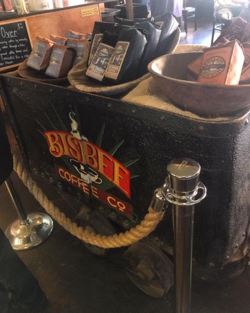 Bisbee's Coffee Cart