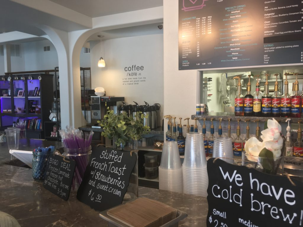 Kofe's bar