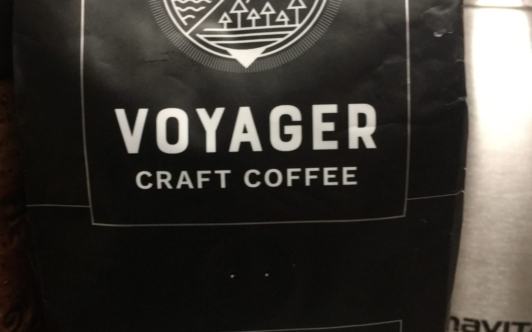 Voyager Craft Coffee, Cascade Blend