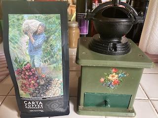 Artist Series 2020 from Carta Coffee Merchants  worthy of a gallery!